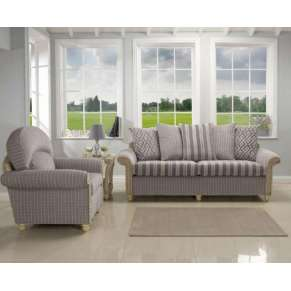 Desser Stamford 3 Piece Sofa Set
