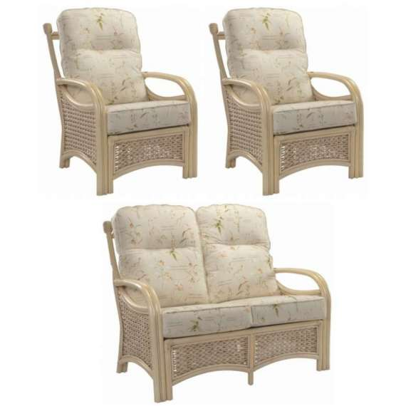 Windsor Suite in Eden fabric