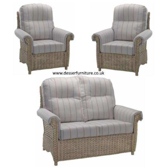 Harlow 2 Seater Suite