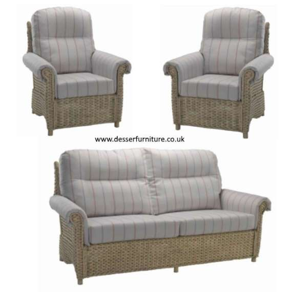 Harlow 3 Seater Suite