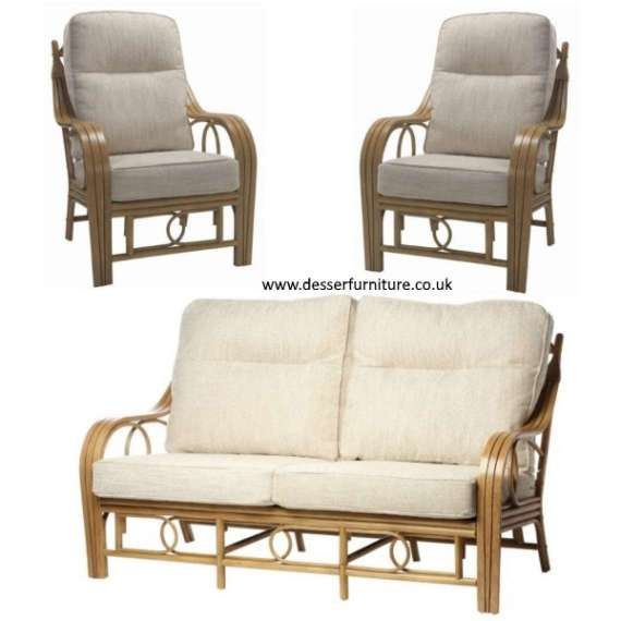 Desser Madrid 3 Seater Suite